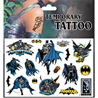 Kids Character Temporary Tattoo Sets