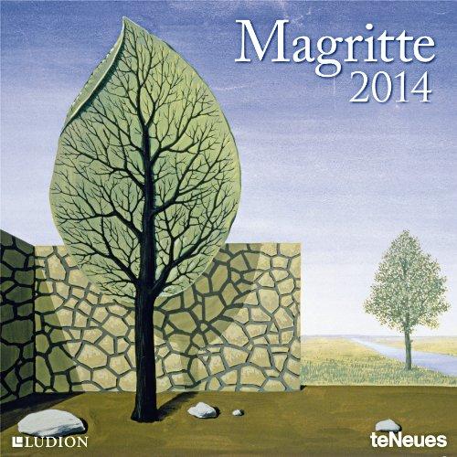 Magritte 2014. Broschürenkalender (Magritte Kalender)