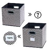 homyfort 2 Stück Faltbare aufbewahrungsbox st...Vergleich