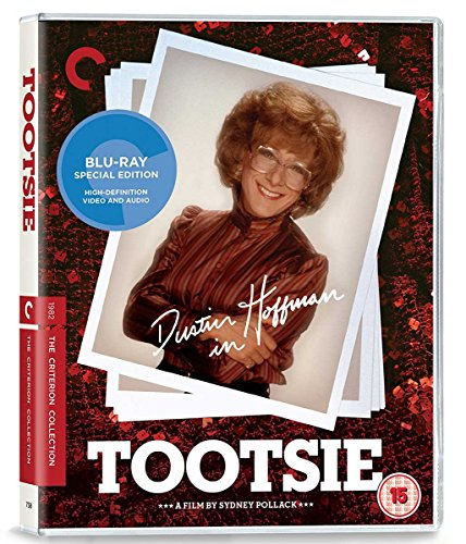 Tootsie (The Criterion Collection) [Blu-ray] [2016]