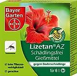 Bayer Garten Lizetan AZ Schädlingsfrei Gießmittel Insektenabwehr draußen, Braun, 30 ml