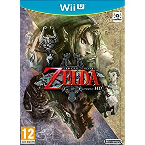 Nintendo Wiiu The Legend of Zelda : Twilight Princess Hd (Eu)
