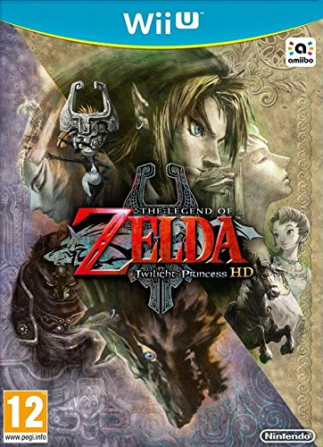 Nintendo Wiiu The Legend of Zelda : Twilight Princess Hd (Eu)