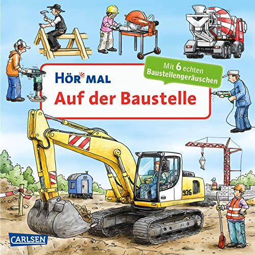 Hör Soundbuch: Baustelle