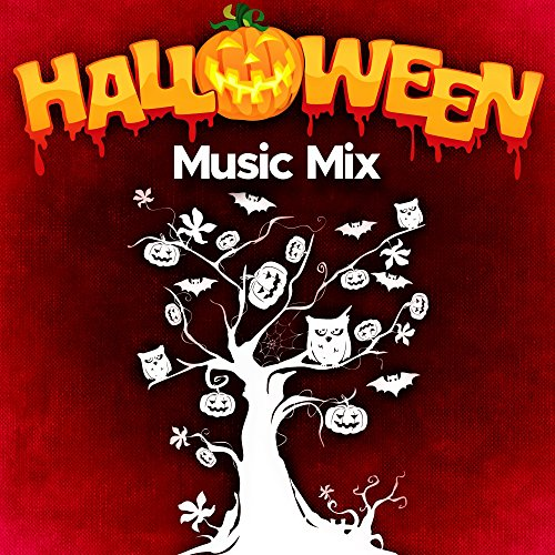 Halloween Music Mix: Best Halloween Music with Creepy Piano Melodies and Scary Sound Effects