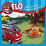 Flo - Das kleine Feuerwehrauto (3) - Feuer im Zeltlager