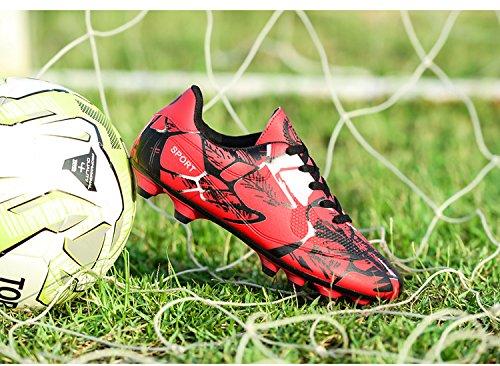 Cystyle Jungen Mädchen Teenager Fußballschuhe Kind Trainingsschuhe Stil 4