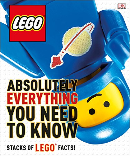 Lego. Absolutely Everything You Need To Know por Vv.Aa.