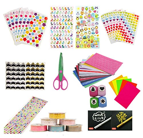 Super44day 10 in 1 di Scrapbooking Forniture