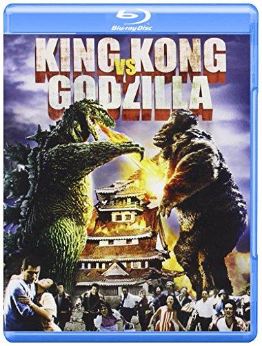 King Kong Vs Godzilla [Blu-ray] [Import anglais]