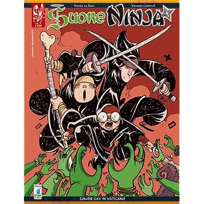 Suore Ninja N. 1
