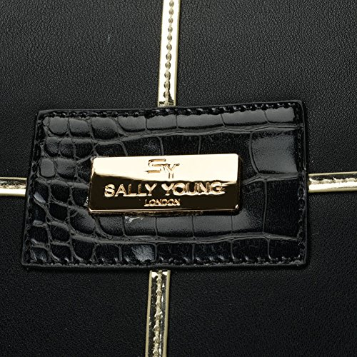 Sally Young, Borsa a mano donna Black