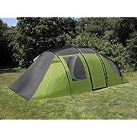 LOAP Familienzelt Tundra 6 Personen 2 Schlafkabinen Camping
