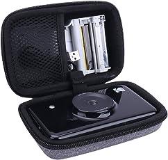 Borsa Custodia Rigida per Kodak Mini Shot 2 in 1 Fotocamera + Stampante Fotografica Istantanea per foto formato 2x3 Zink Autoadesiva di Aenllosi