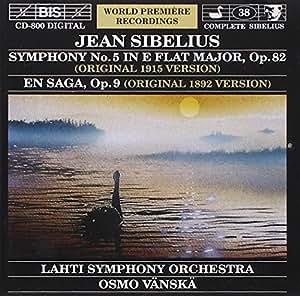 Sibelius: Symphony No. 5 / En Saga