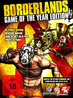 Borderlands - Game of the Year Edition [PC Steam Code] (B00FA3MXYI) | Amazon Products