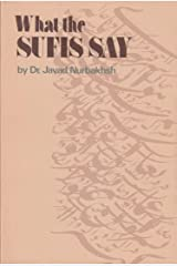 What the Sufis say Paperback