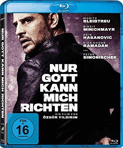 Nur Gott kann mich richten [Blu-ray]