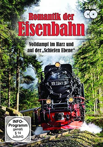 Romantik der Eisenbahn  - Volldampf im Harz  +  Auf der