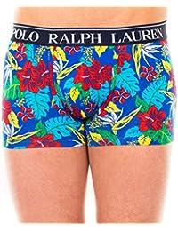 Polo Ralph Lauren Homme Classic Pouch Stretch Cotton Floral Trunk, Multicolore