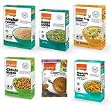#5: Eastern Masala Combo - Amchur Powder(100 g), Veg Masala(100 g), Channa Masala(100 g), Kasturi Methi(25 g), Kitchen King Masala(100 g), Cumin Powder(100 g) (Pack Of 6)