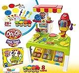 Toys Bhoomi Interactive Color Play Dough Sweet Shoppe DIY Cake & Ice Creams Making Set