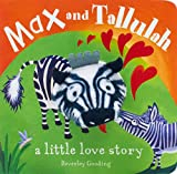 Max and Tallulah Finger Puppet Book: A Little Love Story