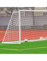 Filet de Football, pour jardin avec pour filet de but de foot stade fußballtor jiazugo standard 3m * 1.8m
