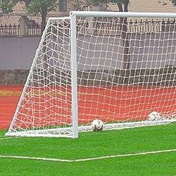 Red pararedes de futbol portería de fútbol, jiazugo estándar Red de portería de fútbol 3 M * 1,8 M