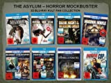 The Asylum - Horror Mockbuster 3D Blu-ray Kult Fan Collection (15 Filme)