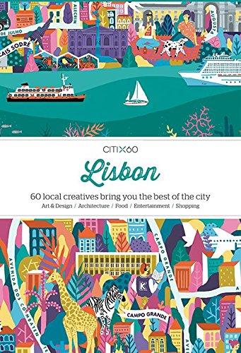 CITIx60 City Guides - Lisbon Cover Image
