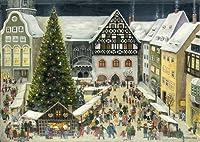 "'ADVENT CALENDAR Christmas Market in Jena """