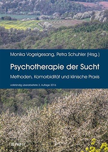 Psychotherapie der Sucht: Methoden, Komorbidität und klinische Praxis