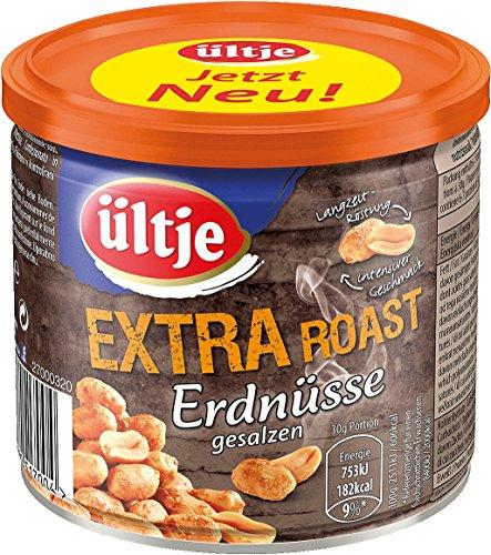 Ültje Extra Roast Erdnüsse, 16er Pack (16 x 190 g)