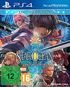 Square Enix PS4 Star Ocean