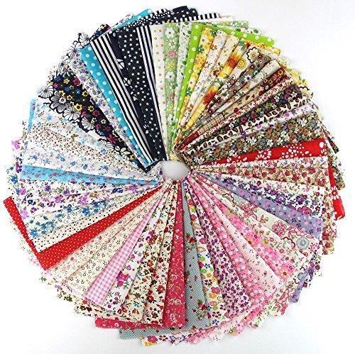 60 stück stoff aus 100% gedruckt boundle patchwork - plätzen 20 * 25cm -