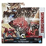 Hasbro Transformers Transformers L'Ultimo Cavaliere 1-Step Turbo Changer Scorn