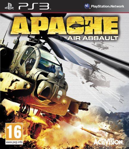 Sony Apache Air Assault (Sony PS3) [Import UK]