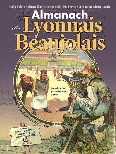 Almanach du Lyonnais et Beaujolais 2016