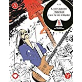 Lemmy Kilmister of Motörhead: Color the Ace of Spades (Feral House Coloring Books for Adults)