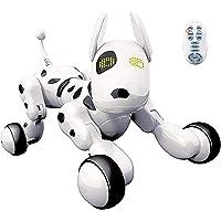 RC TECNIC Chien Robot pour Enfants Interactive Pet Buddy, Peut Chanter, Danser Et a Le Mouvement de Contrôle à Distance…