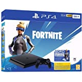 PS4 - Konsole Black 500GB: Fortnite Neo-Versa-Bundle