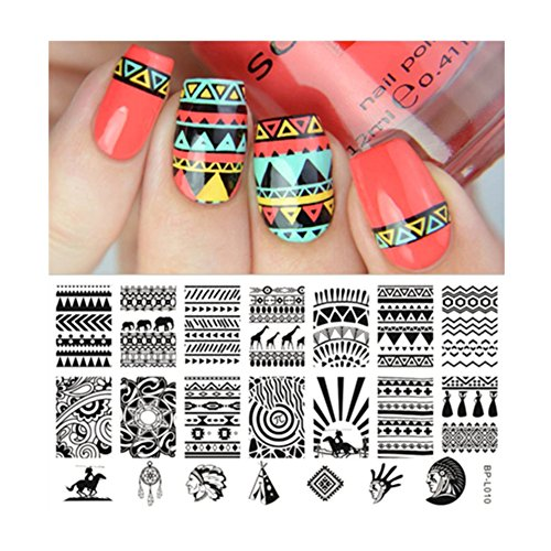 nagel-schablone-born-pretty-nail-art-stamp-platte-bp-l010-125-x-65-cm