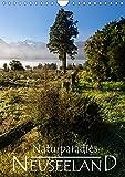 Naturparadies Neuseeland (Wandkalender 2019 DIN A4 hoch): Eine Reise durch das wahrscheinlich schönsten Land der Welt. (Monatskalender, 14 Seiten ) (CALVENDO Natur)