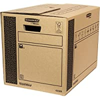 Bankers Box 6206902 - Caja de transporte y mudanza, grande