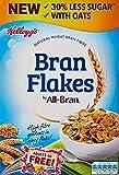Kellogg's All-Bran, Bran Flakes, Natural Wheat Bran Fibre - Best Reviews Guide