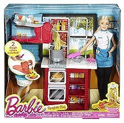 Barbie Spaghetti Chef