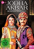 Jodha Akbar - Die Prinzessin und der Mogul (Box 8, Folge 99-112) [3 DVDs]