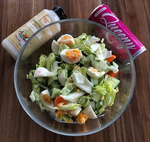 Caesar Salad Dressing fast ohne Kalorien(265ml) - 4