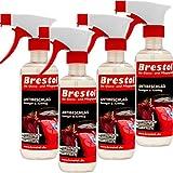 Brestol Antibeschlag 4X 300 ml - Antibeschlagspray Antibeschlagmittel Klarsichtspray Antifog